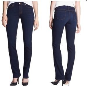 J Brand, The Cigarette, Jeans in Ink. Size 28.